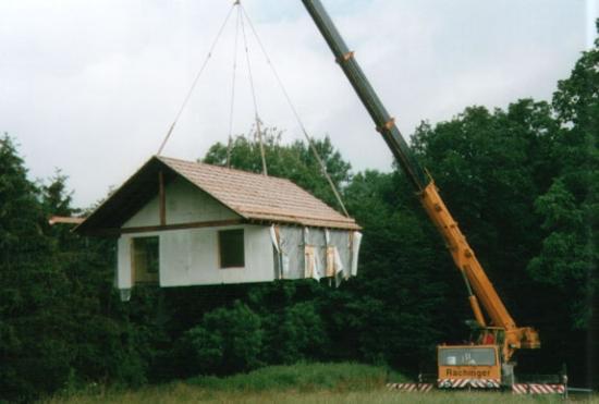 Umzug Bueffelhaus